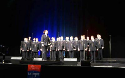 Manifestation départementale de prestige – Concert du Choeur de l'Armée française