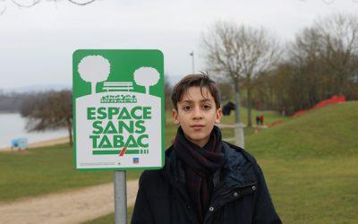 Délégation des Bords de Veyle & Châtillon-sur-Chalaronne – Création de huit nouveaux Espaces Sans Tabac