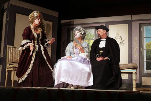 Délégation des Bords de Veyle – Théâtre à Vonnas avec les Compagnons de la Violette