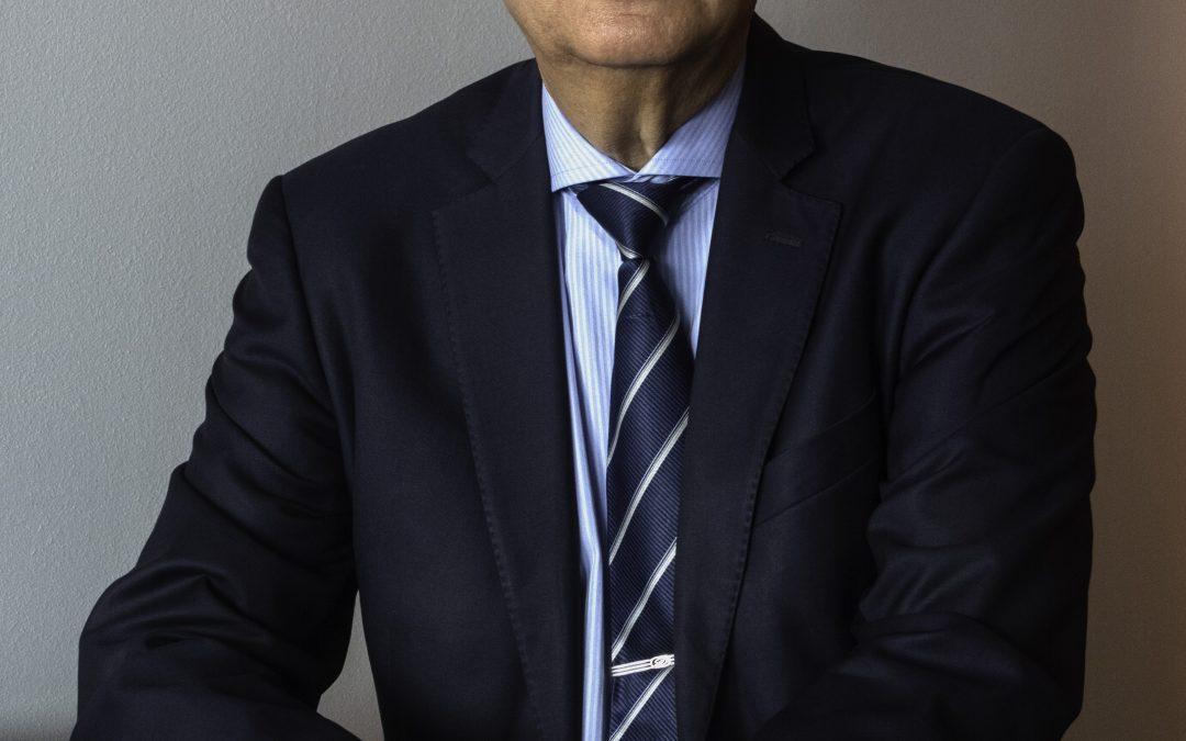 Le Professeur Daniel NIZRI, nouveau président national de la Ligue contre le cancer